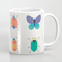 Bugs and insects Coffee Mug