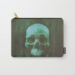 Protosequence Emerald Carry-All Pouch