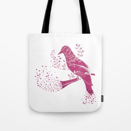 The Bird Tote Bag