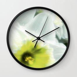 Jonquil Wall Clock