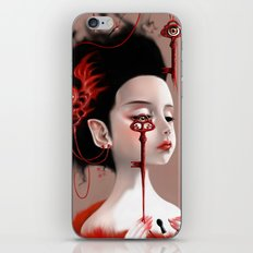 Sariel iPhone & iPod Skin