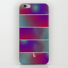 Innerspace (Five Panels Series) iPhone Skin