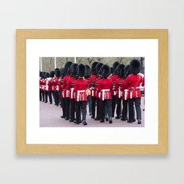 Grenadier Guards Framed Art Print