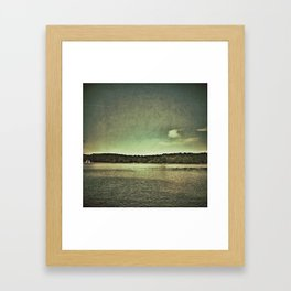 Les Molières Framed Art Print