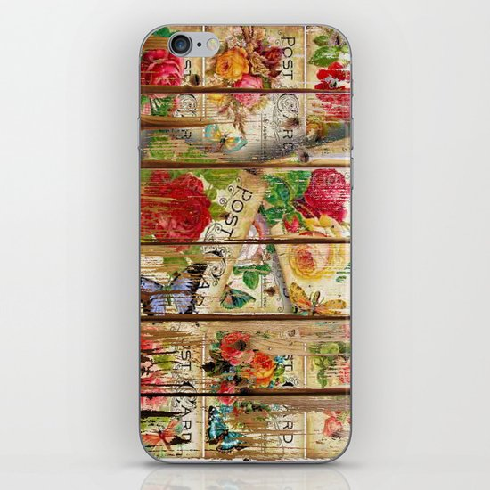 Holiday Romance iPhone & iPod Skin