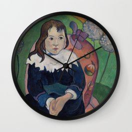 Mr. Loulou (Louis Le Ray) Wall Clock