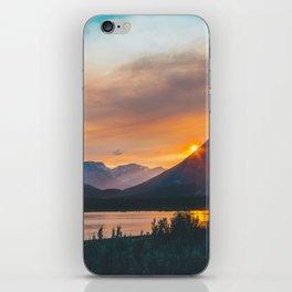 Jasper, Alberta iPhone Skin