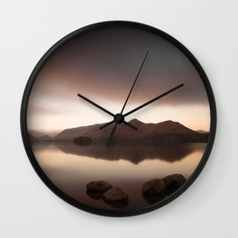 Cat Bells - Derwentwater Wall Clock