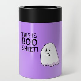 Grumpy Ghost Can Cooler