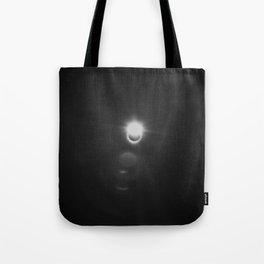 Solar Eclipse ii variation Tote Bag