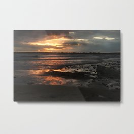 Gods Canvas Metal Print