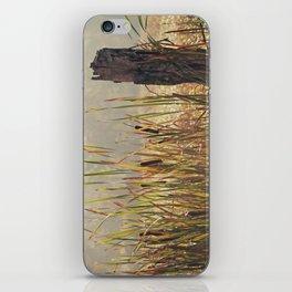 The wetlands iPhone Skin
