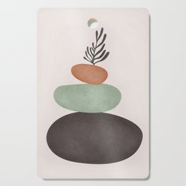 Abstract Shapes Cutting Board