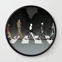 Daft Halloween Wall Clock