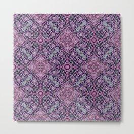 Sol Tile Metal Print