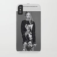 givenchy iPhone & iPod Cases featuring Givenchy Paris by CHESSOrdinary