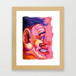 Ultra-suave Framed Art Print