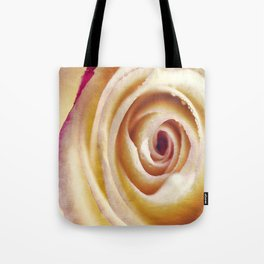 Birthday Rose Tote Bag