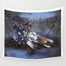 """ Stardust "" Wall Tapestry"