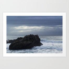 Monterey pt.1 Art Print