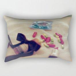 teenaged #2 Rectangular Pillow
