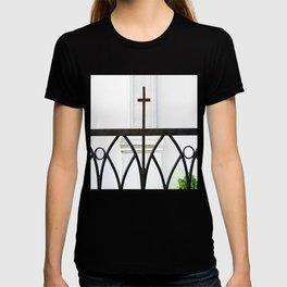 Church Fence T-shirt