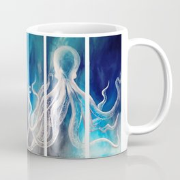 Octopus Tryptic Coffee Mug