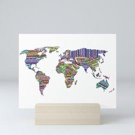 Overdose World Mini Art Print