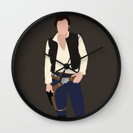 Smuggler Wall Clock
