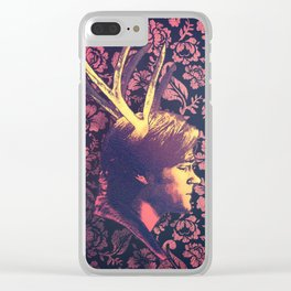 Chosen from Birth Clear iPhone Case