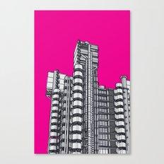 London Town - Lloyds of London Canvas Print