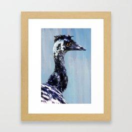 How EMUsing Framed Art Print