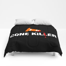 Cone Killer v1 HQvector Comforters
