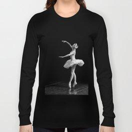Russian Ballet Dancer 1 Long Sleeve T-shirt