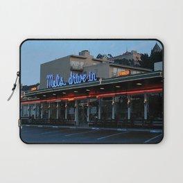 Mel's on Geary Street Laptop Sleeve