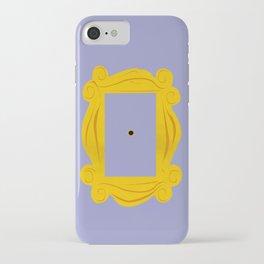 Friends Door Frame iPhone Case