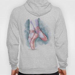ballet sneaker Hoody