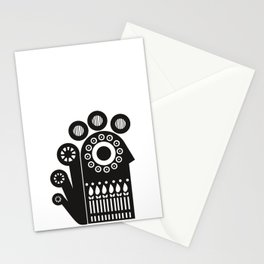 hen /Agat/ Stationery Cards