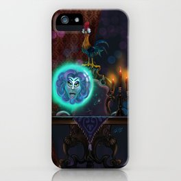 HieHie and Leota by Topher Adam 2017 iPhone Case