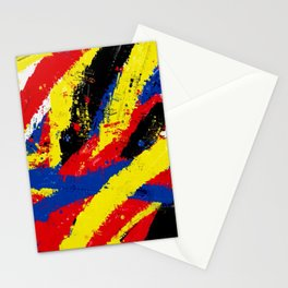 Brushstrokes Stationery Cards