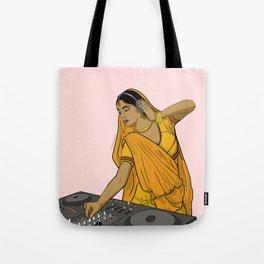 Dj Rani Tote Bag