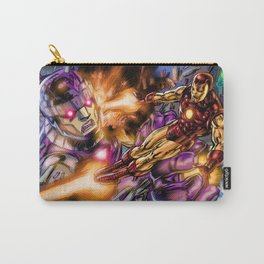 Sentinels Attack Iron Man Carry-All Pouch