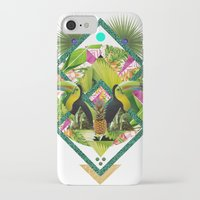 kris tate iPhone & iPod Cases featuring ▲ TROPICANA ▲ by KRIS TATE x BOHEMIAN BLAST by ▲ BOHEMIAN BLAST ▲