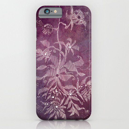 exotic flower iPhone & iPod Case