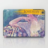 bohemian iPad Cases featuring Bohemian by PixelFarmer