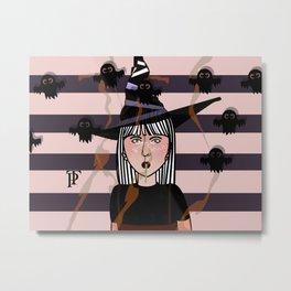 Witchs'=hunt Metal Print