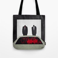 pulp Tote Bags featuring Pulp by Osvaldo Casanova