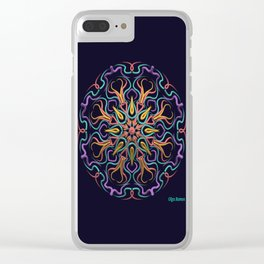 Indomitable Will Clear iPhone Case