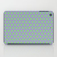 monsters inc iPad Cases featuring Monsters, Inc. Circle Pattern by Jennifer Agu