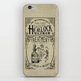 Dr. Schwindler's Original Hemlock Elixir iPhone Skin
